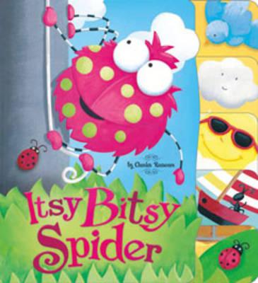 Itsy Bitsy Spider - Nursery Rhymes (Board book)
