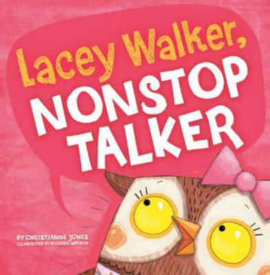 Lacey Walker, Nonstop Talker - Little Boost (Hardback)