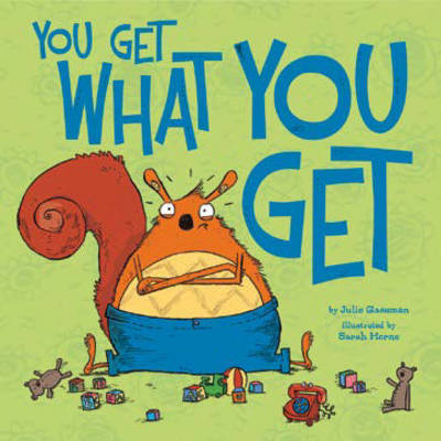 You Get What You Get - Little Boost (Hardback)