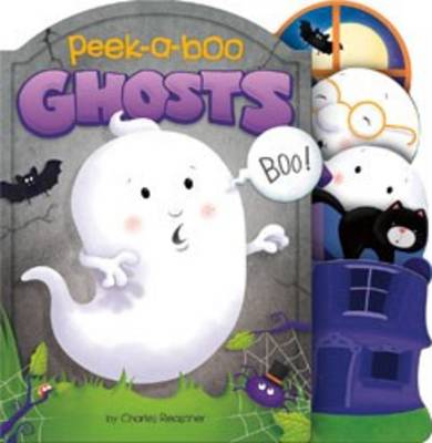 Ghosts - Peek a Boo (Board book)