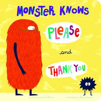 Please & Thank You - Monster Knows (Board book)