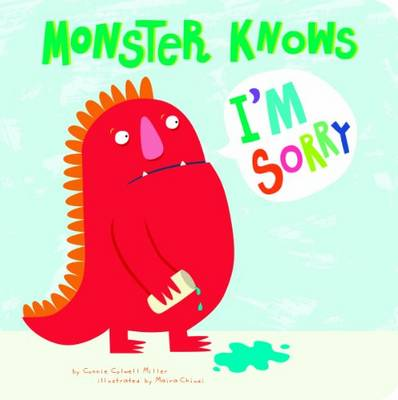 I'm Sorry - Monster Knows (Board book)