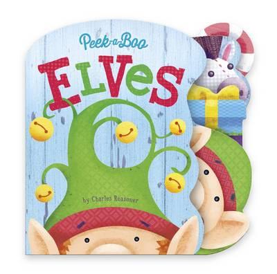 Elves (Mini) - Peek a Boo (Board book)