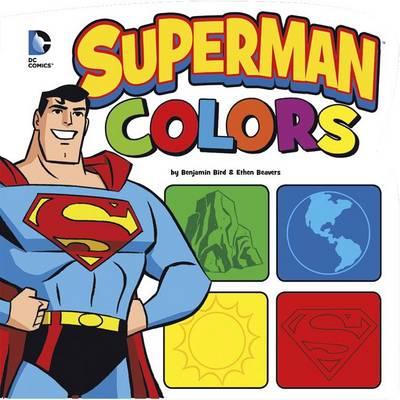Superman Colors - DC Board Books (Hardback)