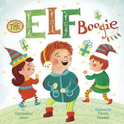 Elf Boogie (Board book)