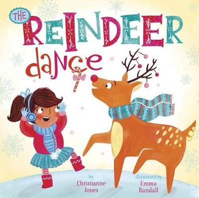 Reindeer Dance (Board book)