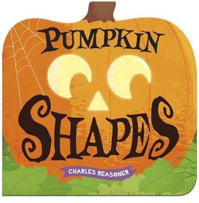 Pumpkin Shapes (Board book)