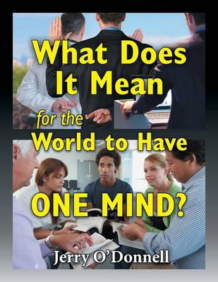 What Does It Mean for the World to Have One Mind? (Paperback)
