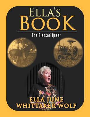 Ella's Book: The Blessed Quest (Paperback)