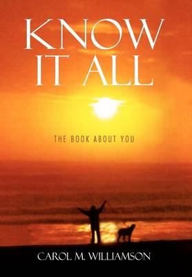 Know It All: The Book about You (Hardback)