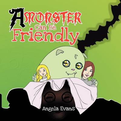 A Monster Can Be Friendly (Paperback)