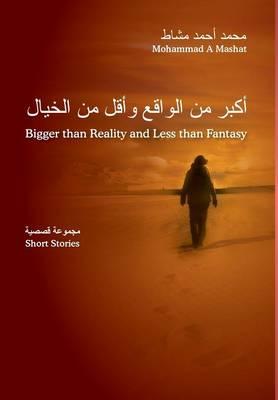 Bigger Than Reality and Less Than Fantasy (Hardback)