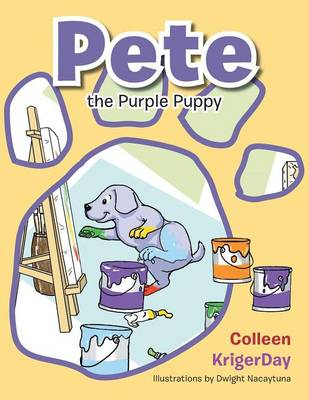 Pete the Purple Puppy (Paperback)