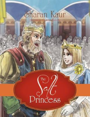 The Salt Princess (Paperback)