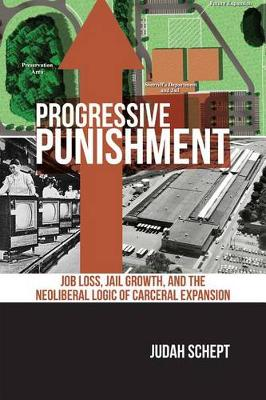 Progressive Punishment: Job Loss, Jail Growth, and the Neoliberal Logic of Carceral Expansion - Alternative Criminology (Paperback)