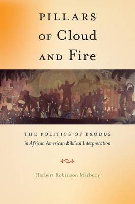Pillars of Cloud and Fire: The Politics of Exodus in African American Biblical Interpretation - Religion and Social Transformation (Paperback)