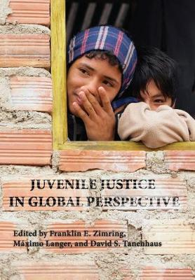 Juvenile Justice in Global Perspective - Youth, Crime, and Justice (Hardback)