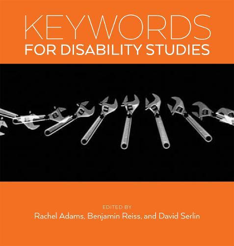 Keywords for Disability Studies - Keywords (Paperback)