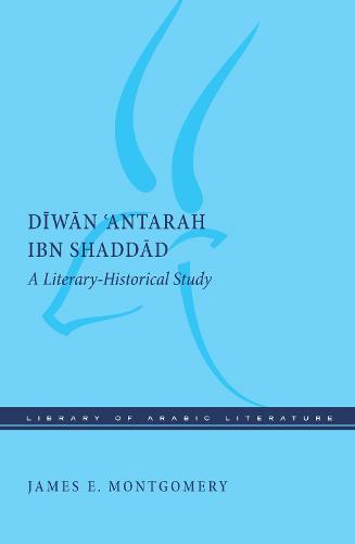 Diwan 'Antarah ibn Shaddad: A Literary-Historical Study - Library of Arabic Literature (Hardback)