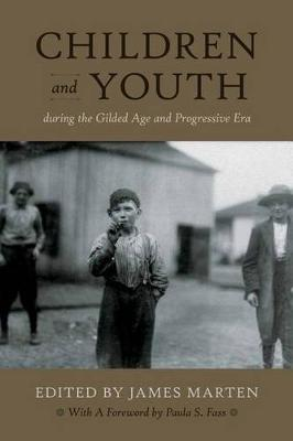 Children and Youth During the Gilded Age and Progressive Era - Children and Youth in America (Hardback)