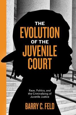 The Evolution of the Juvenile Court: Race, Politics, and the Criminalizing of Juvenile Justice - Youth, Crime, and Justice (Hardback)