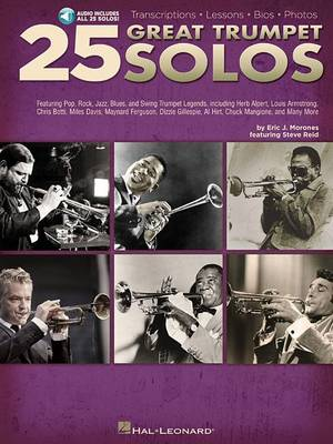 25 Great Trumpet Solos (Book/CD) (Paperback)
