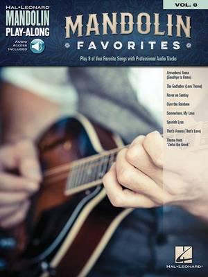 Mandolin Favorites - Mandolin Play-Along 8