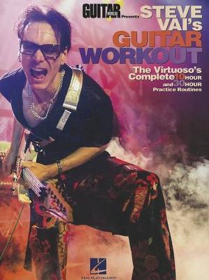 Guitar World Presents: Steve Vai's Guitar Workout (Paperback)