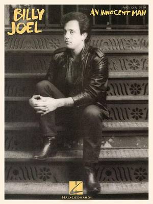 Billy Joel: An Innocent Man: Piano/Vocal/Guitar (Paperback)