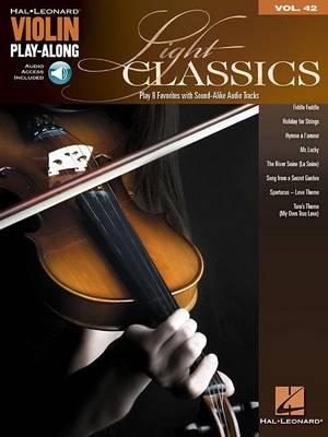 Violin Play Along (Paperback)