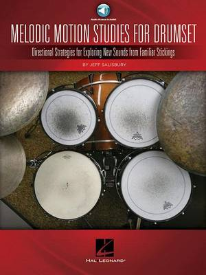 Jeff Salisbury: Melodic Motion Studies For Drumset (Paperback)