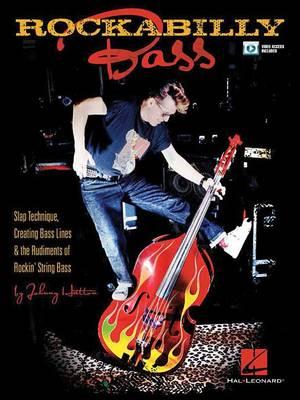 Johnny Hatton: Rockabilly Bass (Paperback)