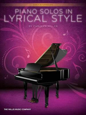 Piano Solos In Lyrical Style (Paperback)