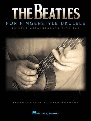 The Beatles for Fingerstyle Ukulele (Book)