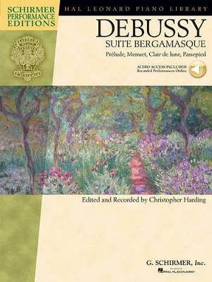Debussy: Suite Bergamasque (Book/CD) (Paperback)
