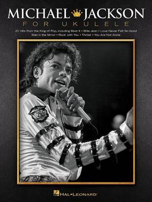 Michael Jackson For Ukulele (Paperback)
