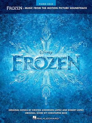 Frozen: Music From The Motion Picture Soundtrack - Piano Solo (Paperback)