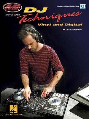 DJ Techniques - Vinyl And Digital (Book/Online Audio And Video) (Paperback)
