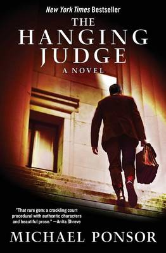 The Hanging Judge: A Novel - The Judge Norcross Novels 1 (Paperback)