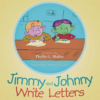 Jimmy and Johnny Write Letters (Paperback)