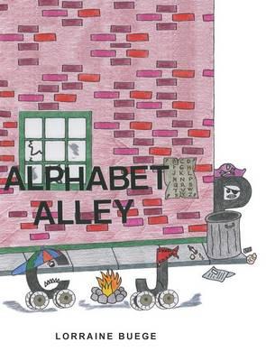 Alphabet Alley (Hardback)