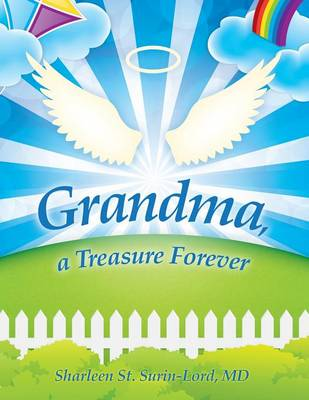 Grandma, a Treasure Forever (Paperback)
