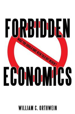 Forbidden Economics: What You Should Have Been Told But Weren't (Paperback)