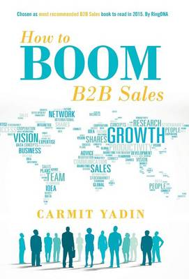 How to Boom B2B Sales (Hardback)