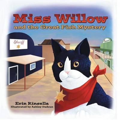 Miss Willow and the Great Fish Mystery (Paperback)