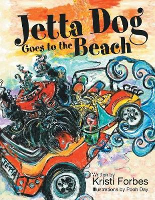 Jetta Dog Goes to the Beach (Paperback)