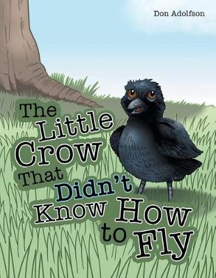 The Little Crow That Didn't Know How to Fly (Paperback)