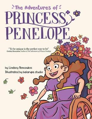 The Adventures of Princess Penelope (Paperback)