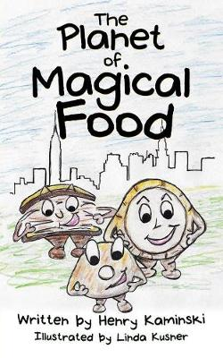 The Planet of Magical Food (Paperback)