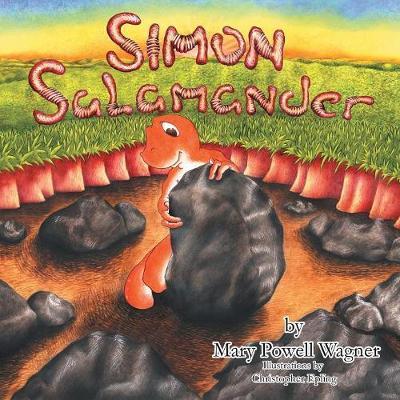 Simon Salamander (Paperback)